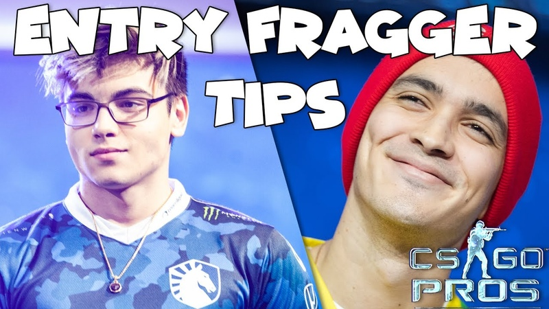 How to be a better Entry fragger 9 Tips and Tricks by CS GO Pros