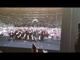 VK190811 MONSTA X fancam - By My Side + Ending @ The 3rd World Tour: We Are Here in Los-Angeles