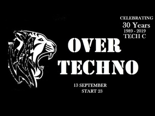 Candy Cox | 30 Anniversary Tech | Over Techno