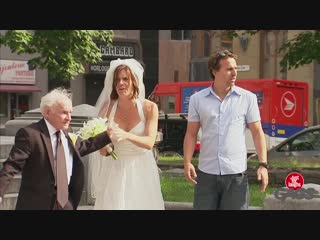 Bride cheats on blind husband prank