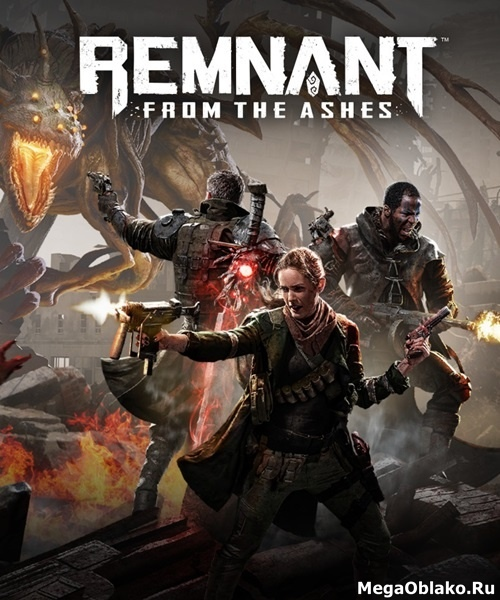 Remnant: From the Ashes (2019/RUS/ENG/MULTi/RePack by xatab)