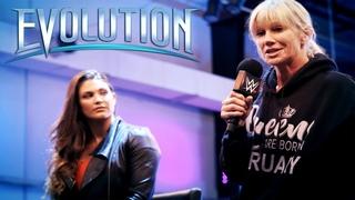 ALUNDRA BLAYZE and EVE TORRES Speak at WWE Women's Empowerment Forum