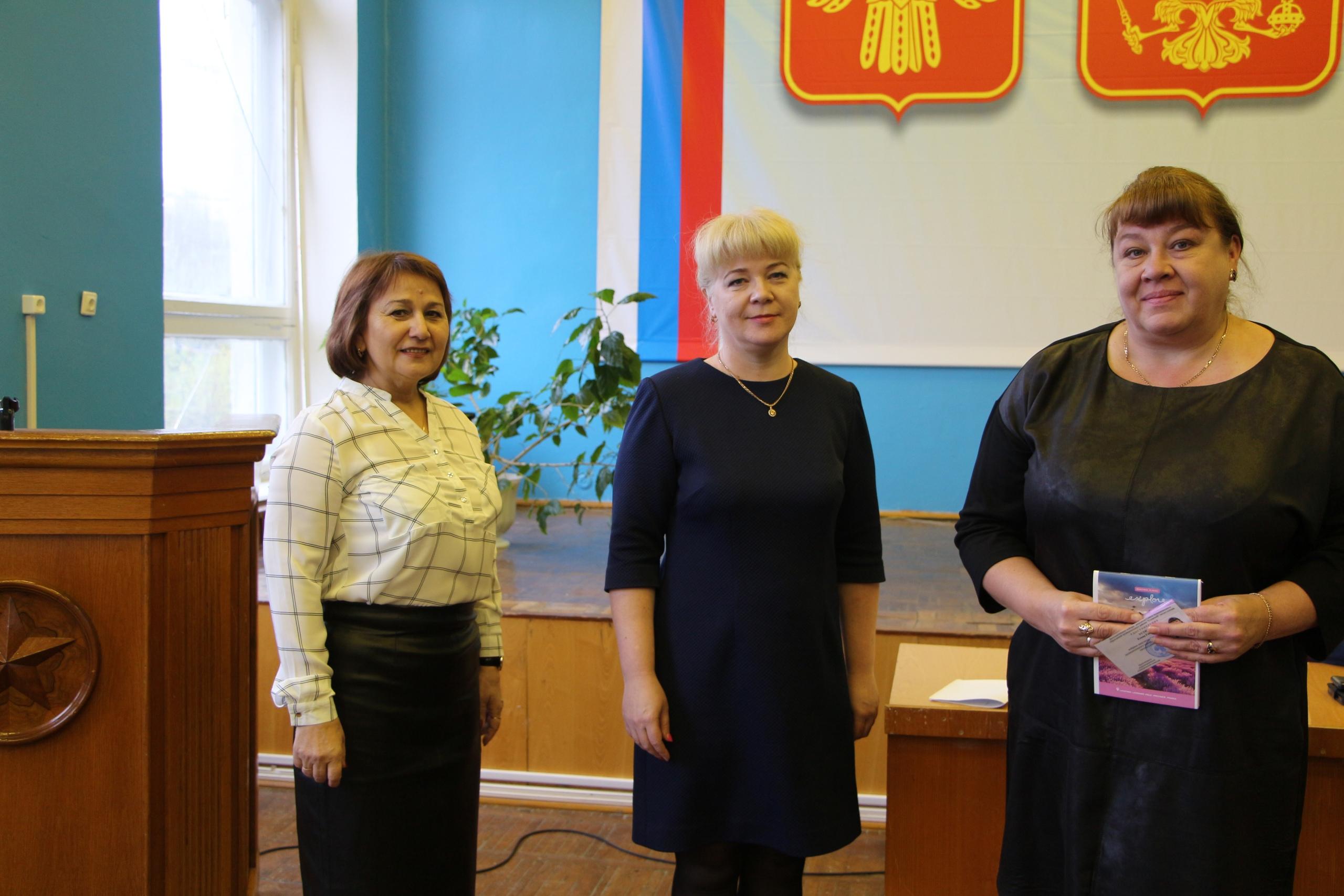 В полку прибыло: Депутатский состав Совета района пополнился тремя народными избранниками
