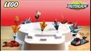 НОВИНКА ЛЕГО Кружитцу на бейблейд Арене Распаковка Обзор бейблэйд lego бейблэйд бёрст