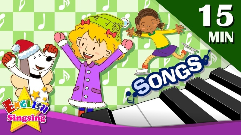 Can Let's Can you swim More Kids Songs English songs for Kids Collection of Animated Rhymes