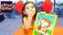 ТРИ КОТА Обзор детского планшета с котенком Мяу и наша кошечка Муся Видео для детей