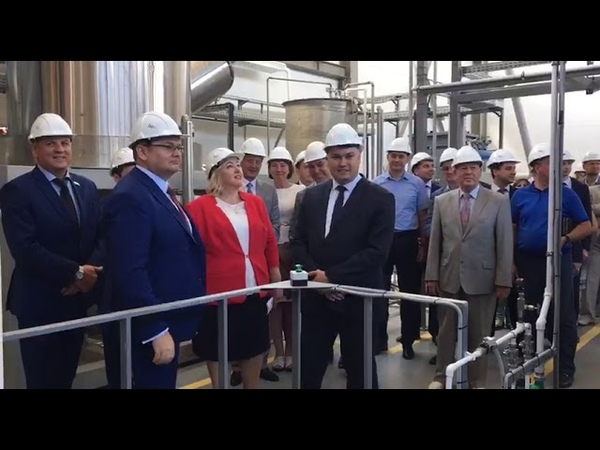 СЭЗ имени Серго Орджоникидзе открыл производство малотоннажной химии
