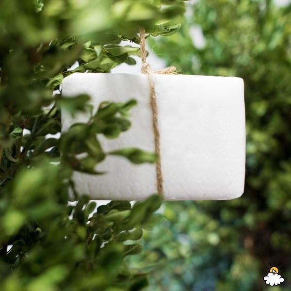 20 необычных способов использования куска мыла