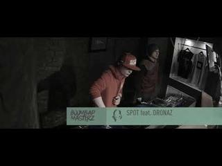 BoomBap Masterz (DJ Spot & Dronaz) #06 - Live Show @ 11th Radio