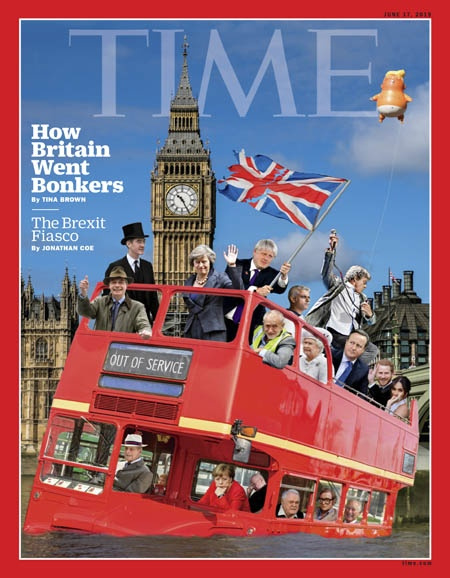 Time Magazine International Edition 06.17.2019