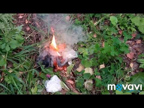 Аммиачная селитра сахар=дымовуха