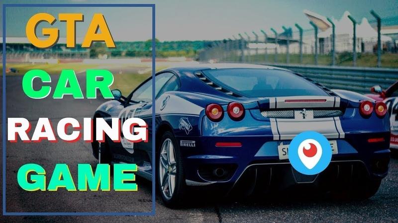 GTA Online Car Racing Games 2019 | GTA PC Online Car Racing Games | GTA Car Racing Game