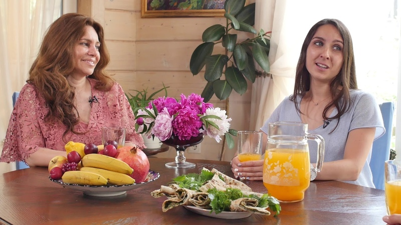 Интервью на ТV о гормональной йоге с Нунэ Рохас