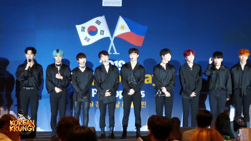 [20190809] NOIR 느와르 - MENT | 2019 Gangwon Day in the Philippines