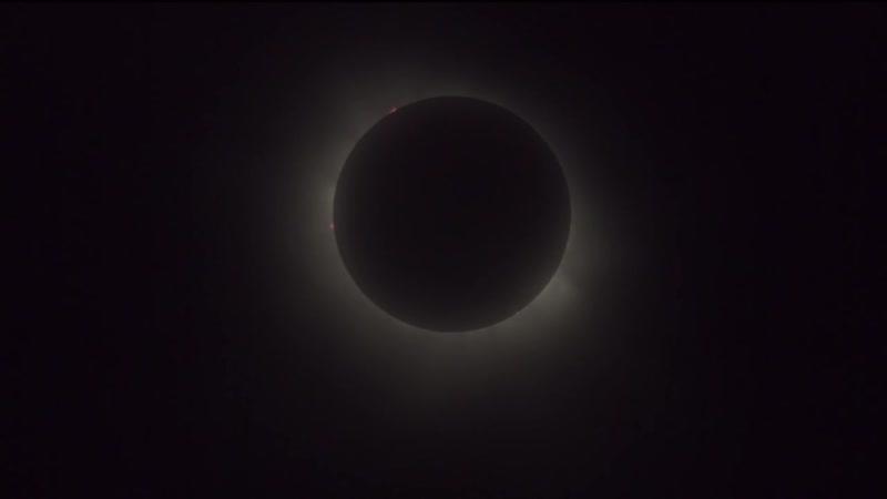 Трансляция солнечного затмения от 20 марта 2015 года архипелаг Шпицберген