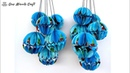 How to make hanging balls for any occasion