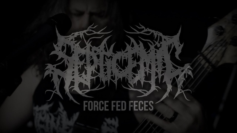 SEPTICEMIC - Force Fed Feces (official video)