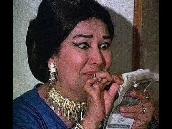 Актриса которая сыграла тётушку в фильме Зита и Гита и печальная её судьба