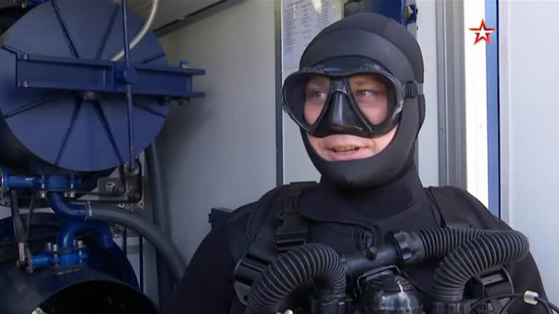 Боевые пловцы: как ведется стрельба в подводном тире