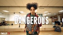 Michael Jackson - Dangerous - Choreography by Tevyn Cole TMillyTV