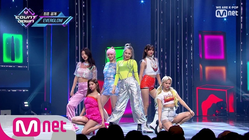 [EVERGLOW - You Don't Know Me] Comeback Stage | M COUNTDOWN 190822 EP.631