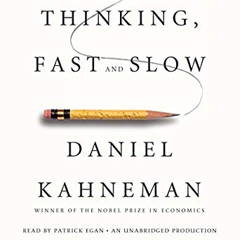 Daniel Kahneman] Thinking, Fast and Slow
