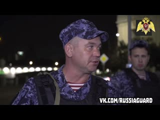 Рейд на москве 24 осмотр дворов и задержание с росгвардией