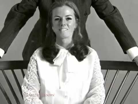 Frida ABBA Barnen sover live 1970