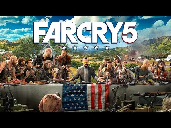 Far Cry 5 (GMV-AMV) - BloodWater