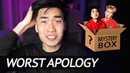RiceGum Is Caught Snitching Mystery Box Part 2