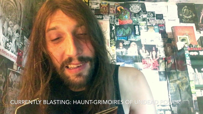 Vital Vinyl Vlog Vlad Tepes Belkètre March To The Black Holocaust
