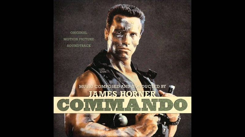 11 - Dont Move - James Horner - Commando