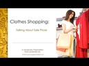 Clothes Shopping Sale Prices