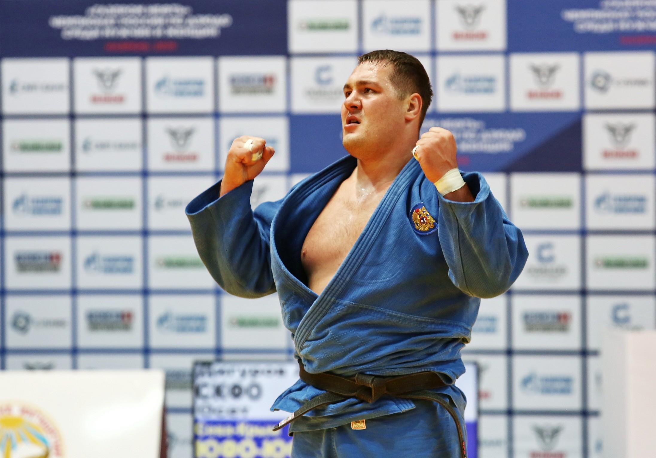 Севастополец Антон Брачев стал чемпионом России по дзюдо!