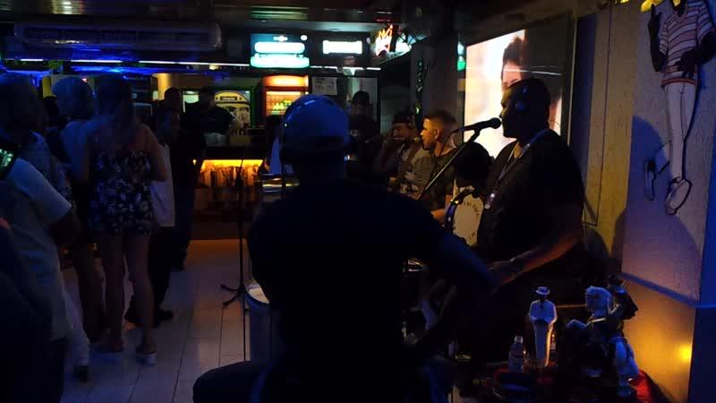 Night club in Lapa