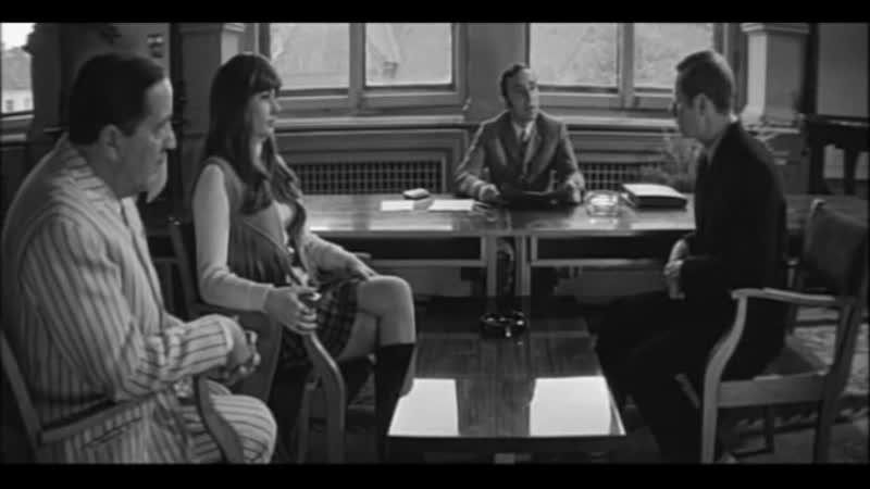 Вид на жительство. 1972 СССР драма