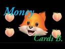 Money ~ Cardi B| Animoji Karaoke|