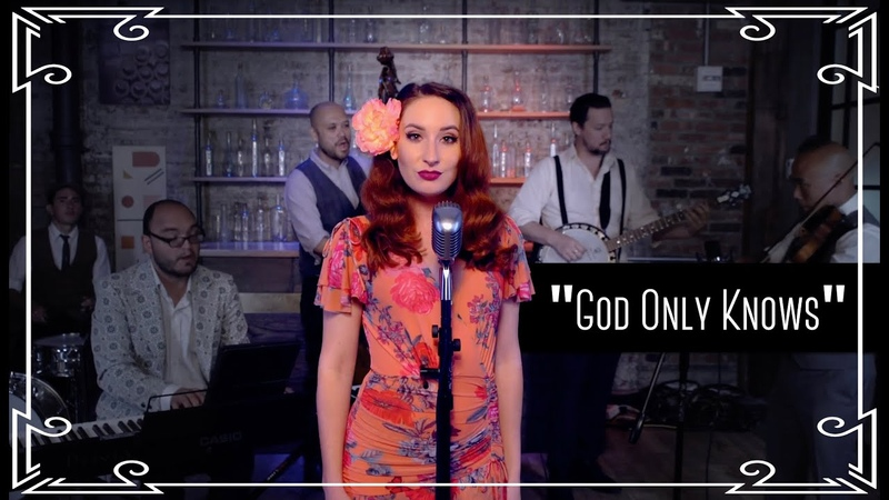 """""""God Only Knows"""" (The Beach Boys) Bluegrass Country Cover by Robyn Adele Anderson"""
