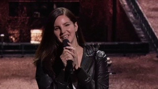 Lana Del Rey на презентации apple — Brooklyn, NY, 10/30/2018