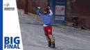 Zogg vs Schoeffmann Big Final Moscow Ladies' PSL FIS Snowboard