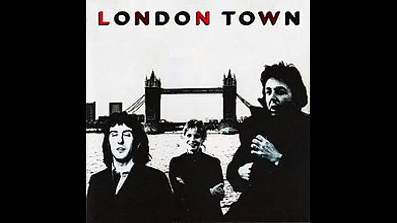 Paul McCartney and Wings London Toun 1978