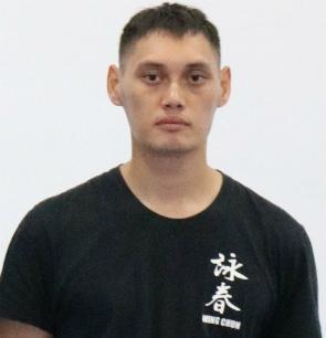 Инструктор Вин Чун Алмат Калдыбай
