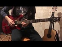 PRS CE24 BOSS GT1 test Joe Satriani A Love Eternal cover
