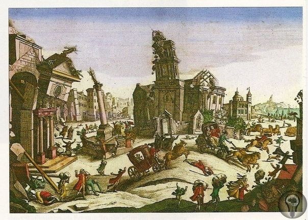 Конец пиратского рая. История землетрясения в городе Порт-Ройал. 7 июня 1692 года на ямайский город Порт-Ройал обрушилось разрушительное землетрясение. Меньше чем за три минуты некогда райский