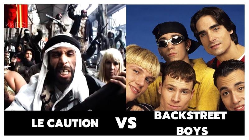 Backstreet Boys Ft La Caution Batards De Barbares Everybody