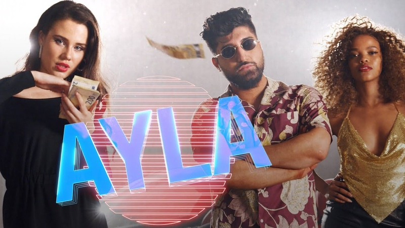 Navid Zardi AYLA - ft Abba Karib