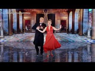 """Джуниор дос Сантос - Седьмой танец в телешоу """"Танцы со звездами""""."""