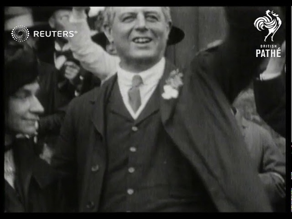 POLITICS Lewisham bye Election Result won by Sir Phillip Dawson Conservative Anti wa 1921