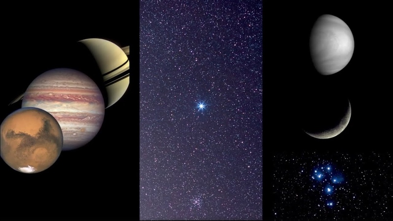 What's Up March 2020 Skywatching Tips from NASA