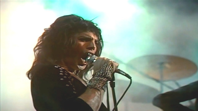 QUEEN - In The Lap Of The Gods... Revisited (Live At The Rainbow '74)